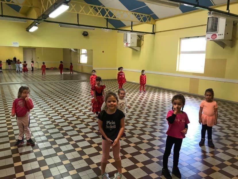 Eveil à la danse Sermérieu 1