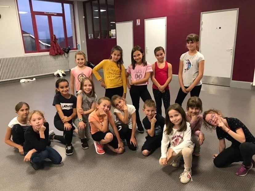 Danse Enfant Sermérieu 1