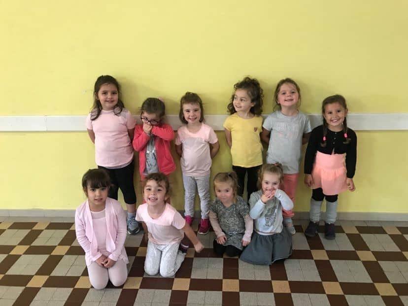 Eveil à la danse Sermérieu 4